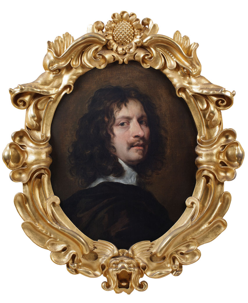 Self-Portrait, c. 1642-46, William Dobson