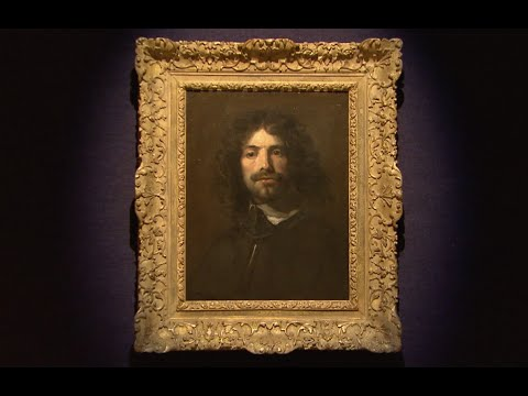William Dobson Self Portrait, at Bonhams Auctioneers
