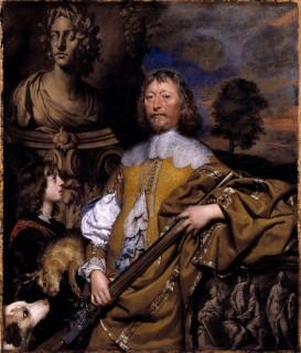 Endymion Porter, c. 1643-1645, William Dobson