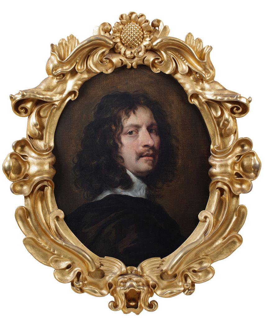 Self-Portrait, c. 1642-46, William Dobson