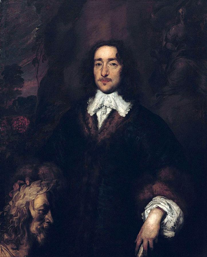 Portrait of William Lawes, William Dobson